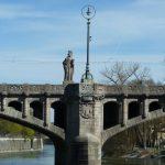 Maximiliansbrücke / Isar