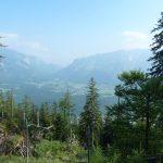 Blick auf das Lattengebirge