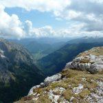 Gipfelblick vom Schneibstein
