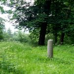 Gedenkstein auf der Friederich Franz Höhe bei Neukalen