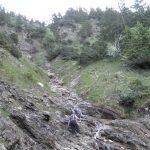 Strecke zum Rubihorn