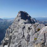 Watzmann-Mittelspitze vom Hocheck