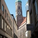Blick auf den Münchner Dom