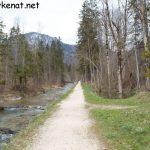 Wanderweg am Weißbach