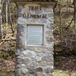 Holztrift Denkmal