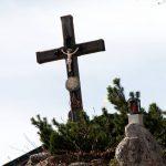 Kreuz auf der Kneifelspitze