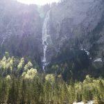 Röthbach-Wasserfall beim Obersee / Königssee