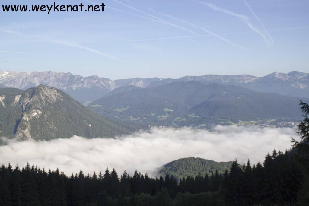 Blick ins Tal – Schönau Königssee