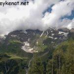 Blick auf die Berge – Großglockner Hochalpenstraße