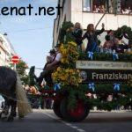 Trachten- und Schützenumzug Wiesn/Oktoberfest