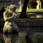 Wasserspeier im Park Hellbrunn