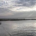 Abendstimmung an der Ostsee – in Ahrenshoop am Strand