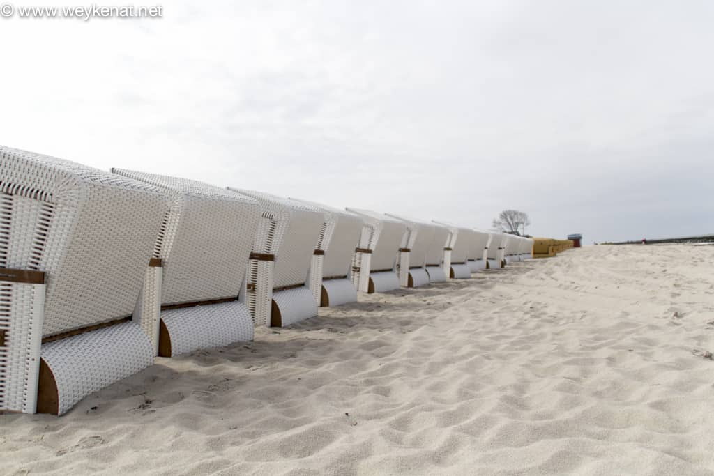Strandkörbe – Ahrenshoop