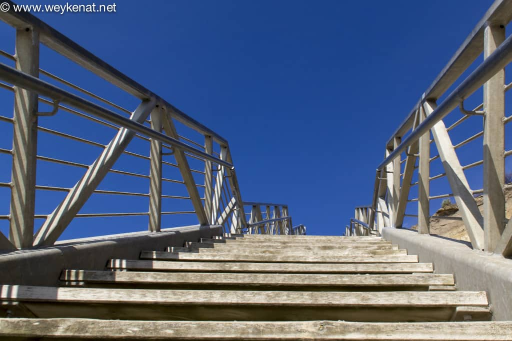 Treppe – Steilküste Ahrenshoop