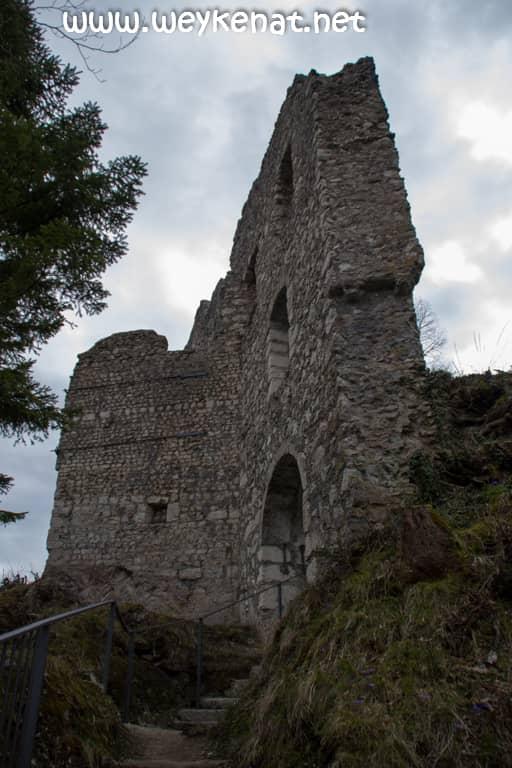 Ruine Karlstein