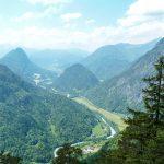 Einblicke ins Tal Richtung Schneizlreuth