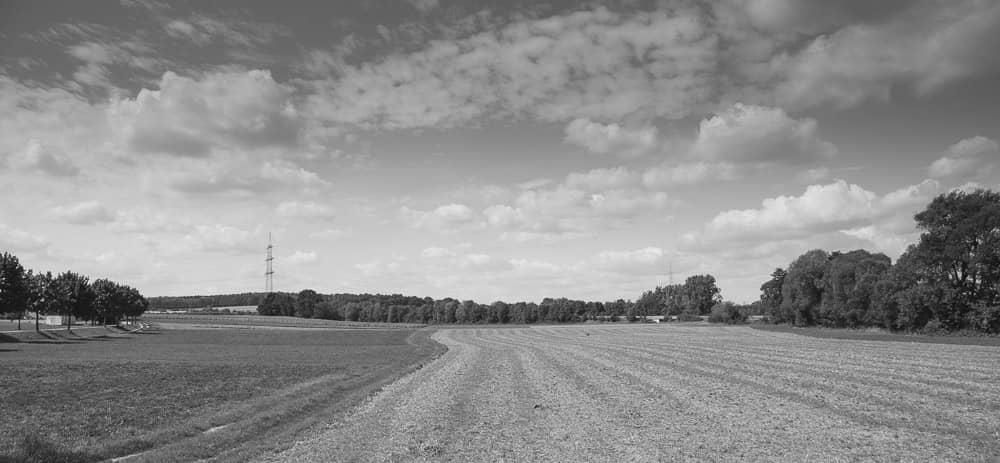 herbstliche Felder
