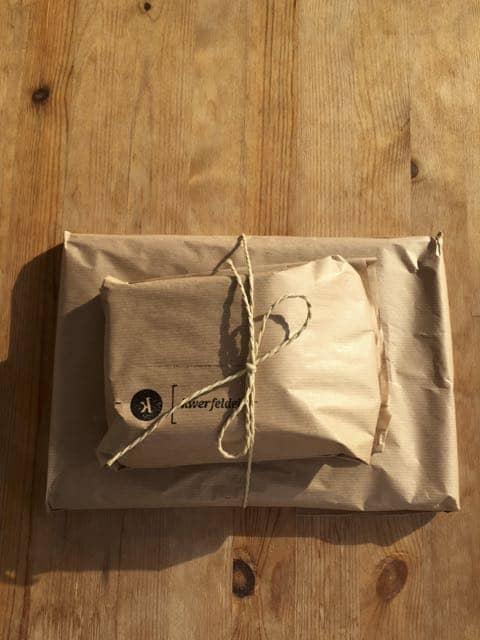 kwerfeldein paket