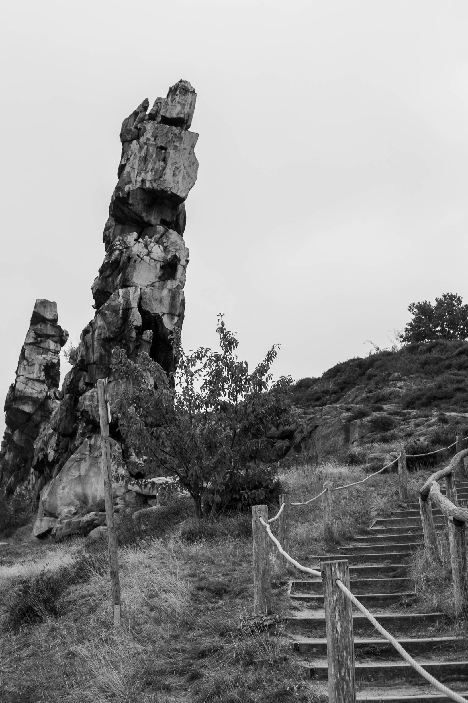 Teufelsmauer - Harz